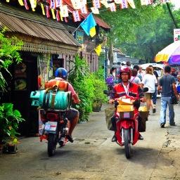 Autres aventures dans Bangkok, ville des vices