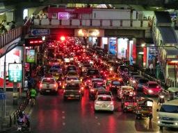 Retour à Bangkok, en gang !
