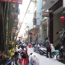 Street food à HCMV
