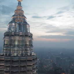 Rancart à Kuala Lumpur