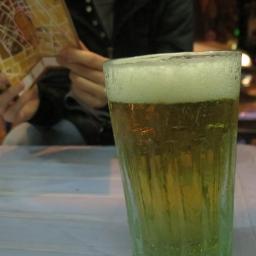 Bia hoi (la bière fraîche)