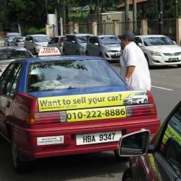 Le chauffeur de taxi lumpurien