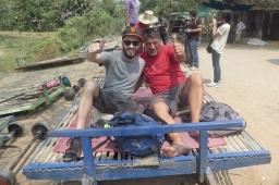 Battambang, la brulante