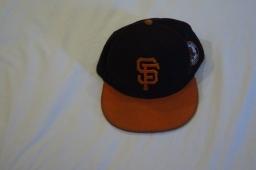 Ma casquette des Giants