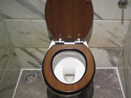 Une toilette 5 étoiles