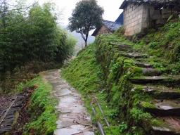 De Yangshuo à Dazhai